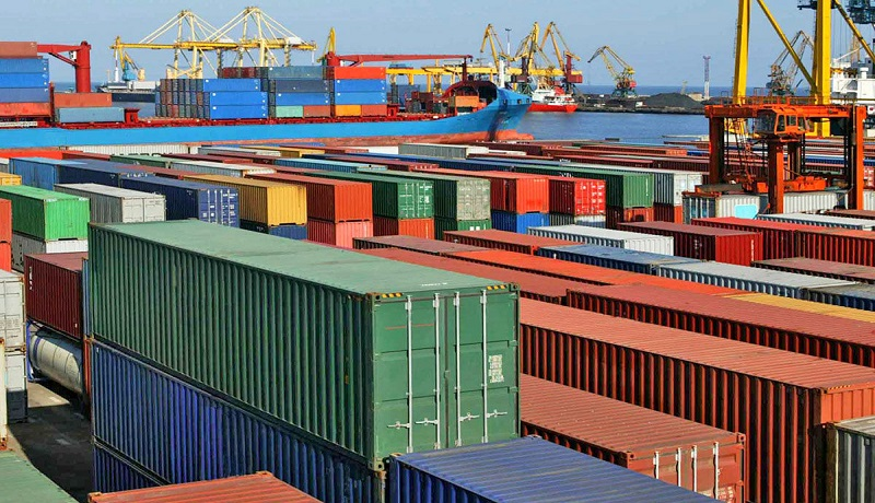 رشد ٦١ درصدی صادرات کشور در ٦ ماهه ابتدایی سال جاری