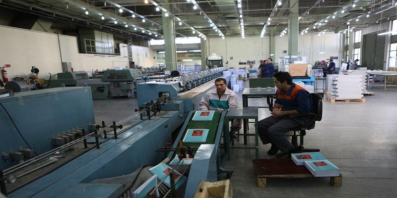 قوانین سختگیرانه پیش روی صنعت چاپ متاسفانه روند مشکلات افزایشی است
